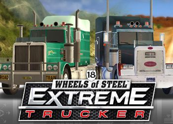 18 Wheels of Steel: Extreme Trucker / 18 Стальных колес (2009/RUS)
