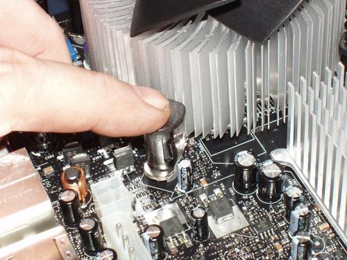 Как самому поменять кулер на процессоре